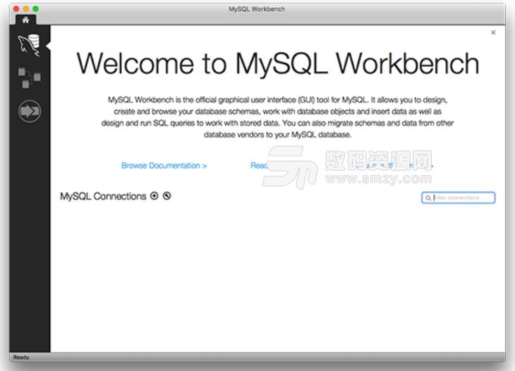 MySQL Workbench Mac版特色