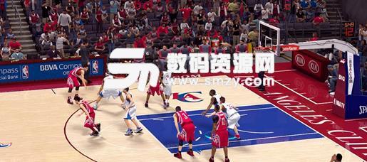 NBA2K14高清畫質補丁