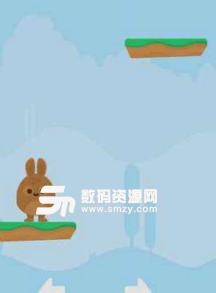 跳跃的大肚兔iPhone版图片