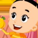 大頭兒子吃水果手機版
