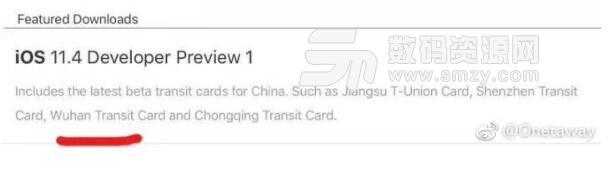 苹果iOS 11.4会更新什么