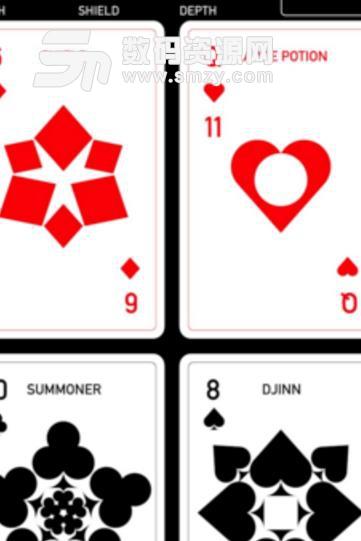 地牢卡牌21点iPhone版