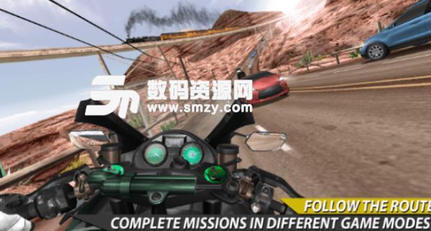 交通摩托车手手机版图片