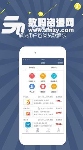 贷利通Android版图片