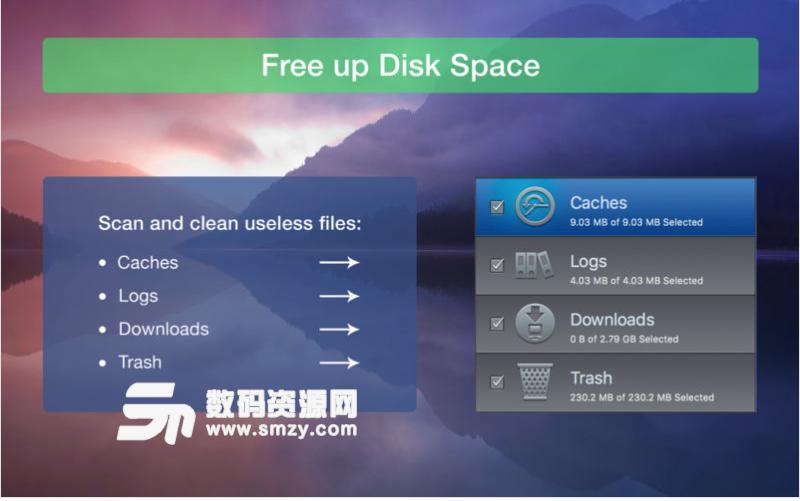 ClearDisk 苹果版电脑版特点