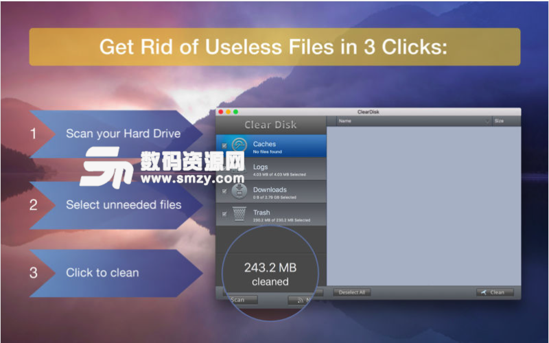 ClearDisk 苹果版电脑版