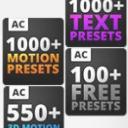 马头人AE插件1000种文字预设激活版
