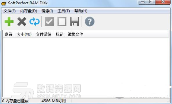SoftPerfect RAM Disk破解版 SoftPerfect RAM Disk免注册版下载v4 0 6
