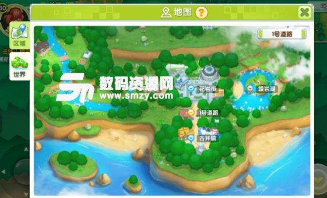 贝克梦大冒险游戏地图介绍下载
