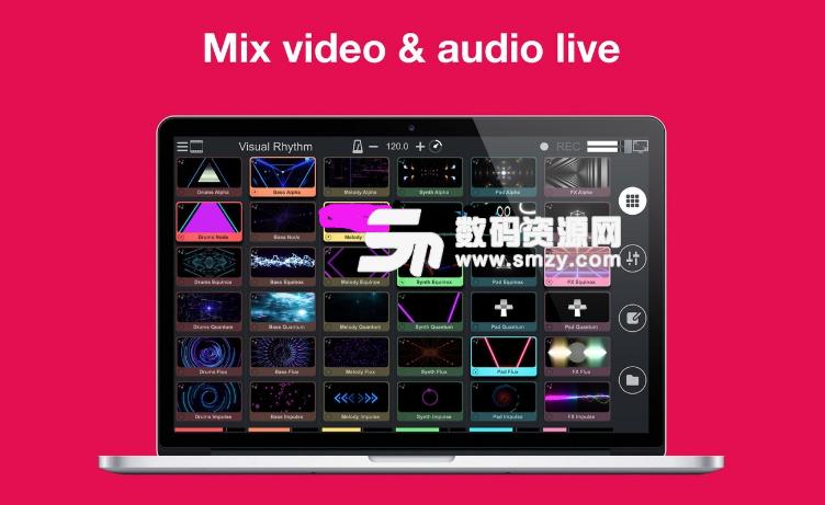 Remixvideo破解版 for Mac