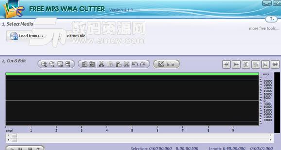 Free MP3 WMA Cutter免费版