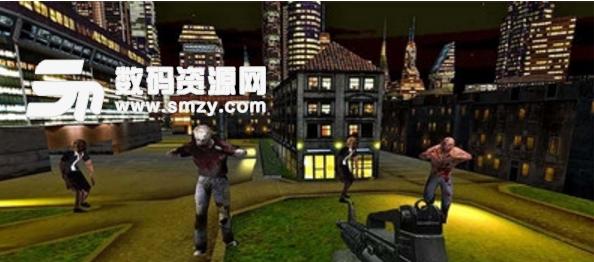 疯狂的城市僵尸安卓版最新