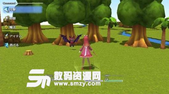 安塔露西亚的森林中文版(二次元冒险3d类型手游) v1.01 安卓正式版