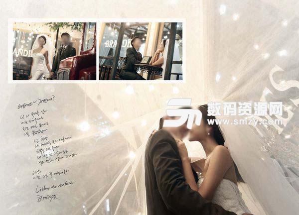 婚纱摄影模板 爱情密码B 09