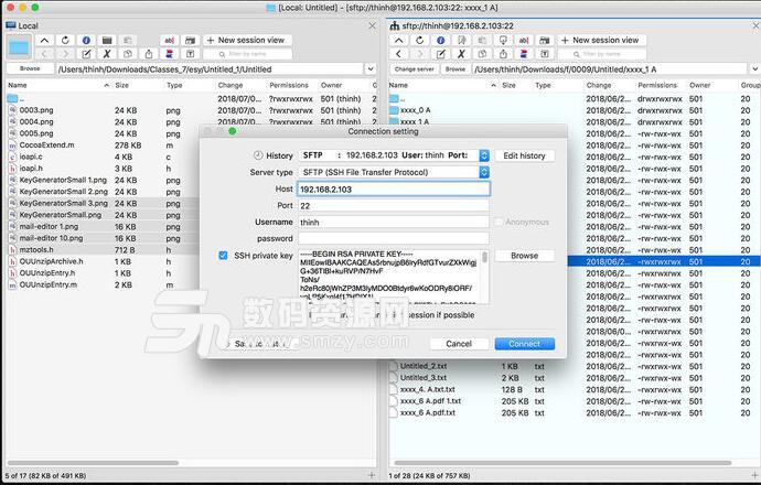 SimpleClient Mac官方版
