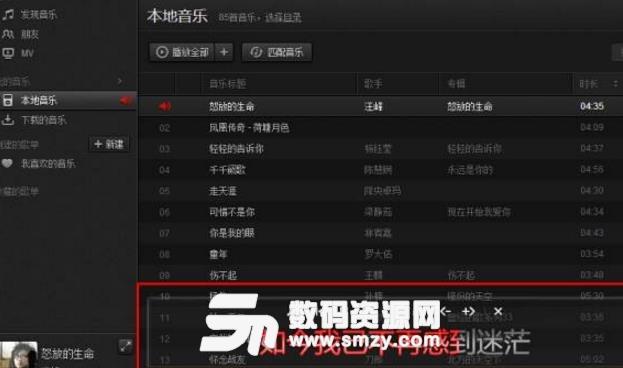网易云歌词批量下载器中文版