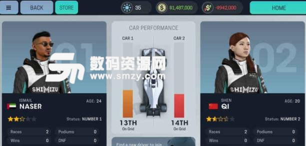 Motorsport Manager Mobile3 IPad版下载