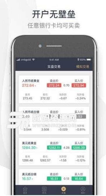招银汇金iOS手机版(招银汇金APP) v1.0.2 苹果版