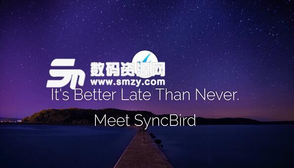SyncBird Mac���扮��