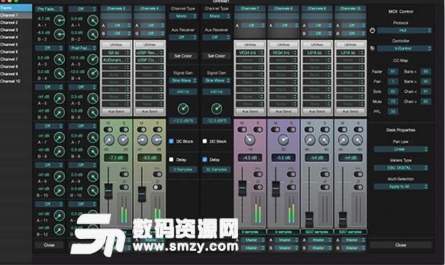SoundDesk Mac版