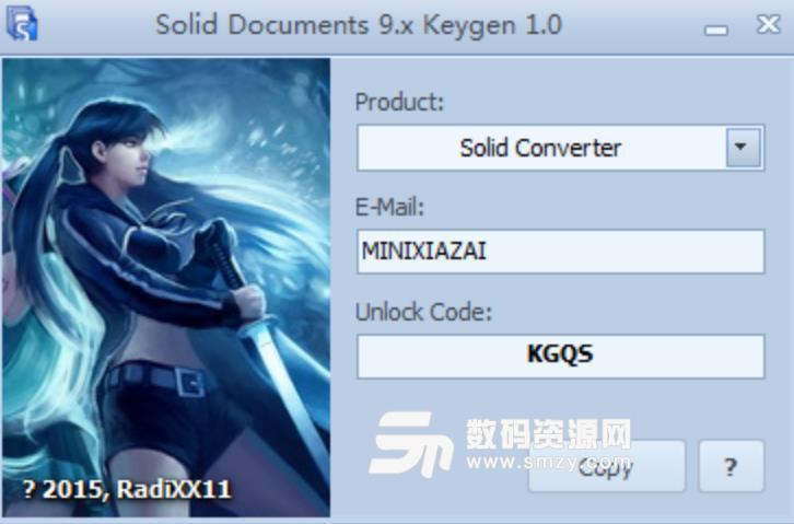 keygen solid converter pdf v9