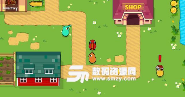 鸭子生活战斗手游安卓免费版