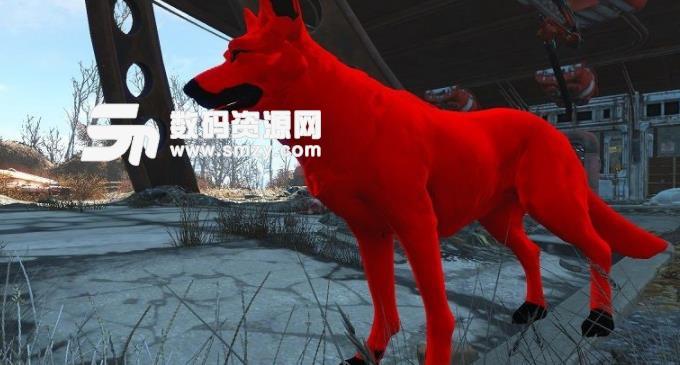輻射4紅毛狗肉補丁3DM最新版
