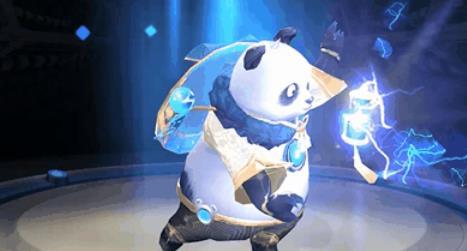 時空召喚熊貓人登場胖達攻略