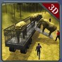 动物园动物运输卡车iPhone版