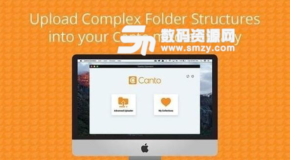 Canto Connect for mac