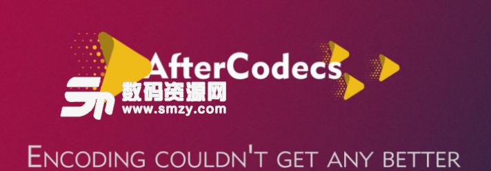 AfterCodecs破解版