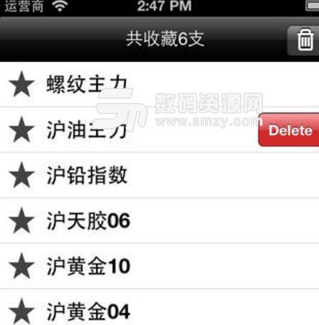 上海期货安卓最新版