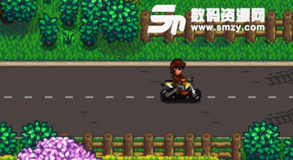 星露谷物语马替换为摩托车MOD
