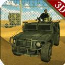 军用卡车边境巡逻苹果版