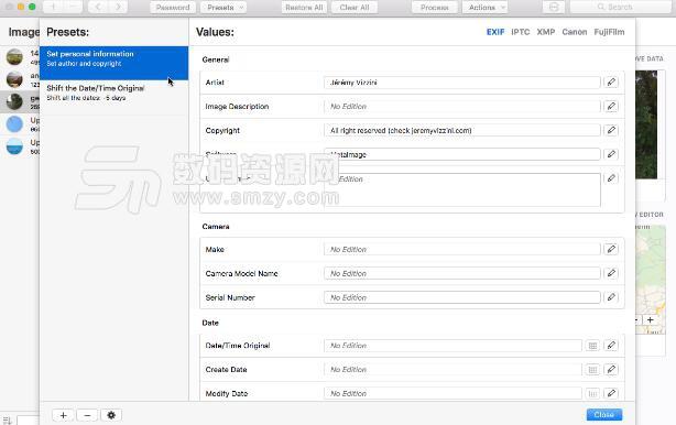 metaimage Mac修改版