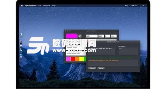 My Color Picker Mac版