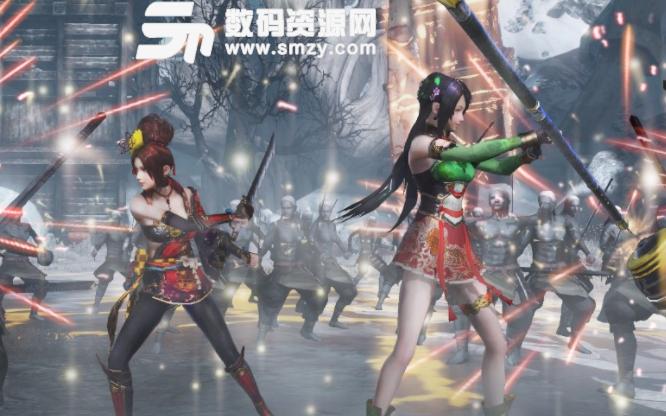 无双大蛇3加西亚招式分析及武器属性玩法推荐图片