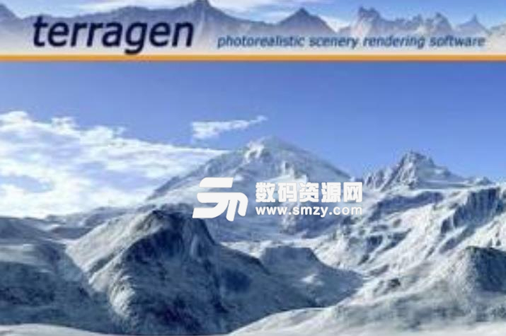 Terragen 3破解版