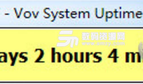 Vov System Uptime官方版