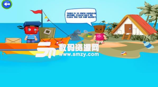 水手马蒂海上冒险手游手机免费版