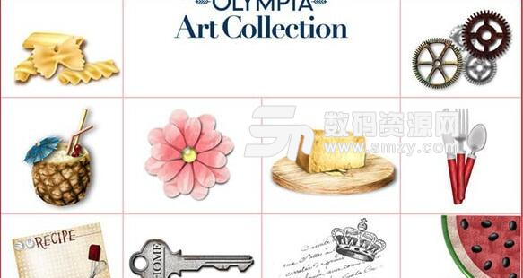 Olympia Art Collection Mac版
