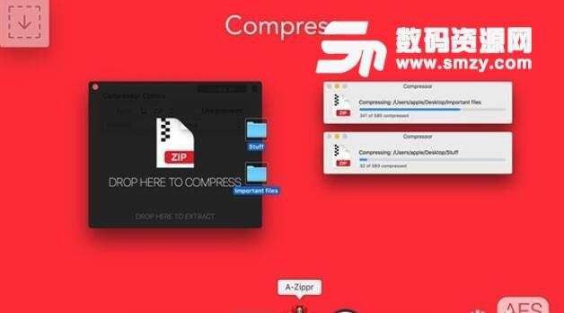 A Zippr Mac最新版