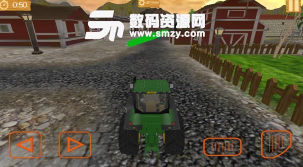 拖拉机运输农业模拟手游免费版