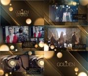 实用的年会活动晚会颁奖典礼视频AE片头模板