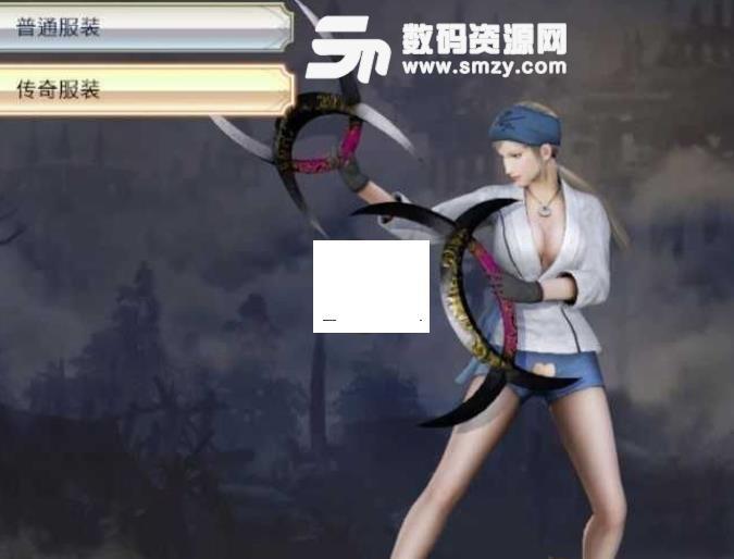 无双大蛇3练师传奇服装魔改mod下载