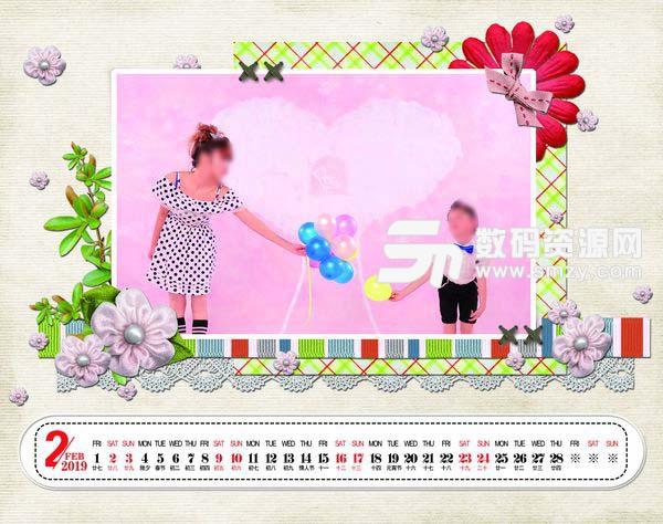 首页 资源下载 平面模板 儿童模板 > 2019年台历模板下载  本张2019年图片