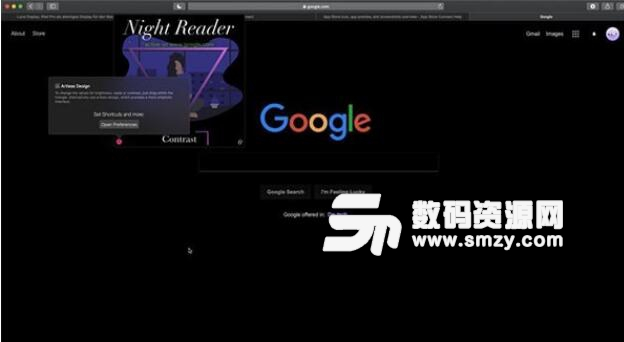Night Reader Mac版