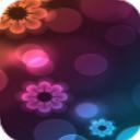 4D Neon Flowers LWP安卓版(4D手机壁纸) v1.0 最新版