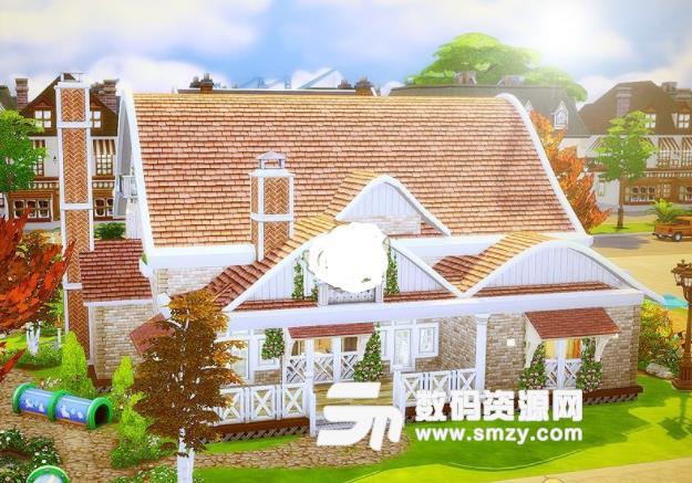 模拟人生4温馨豪华住宅MOD