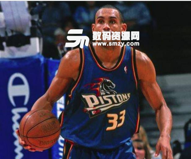 NBA2K19名人堂格兰特希尔面补MOD下载最新版